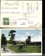 173306,Colorado Rocky Mountain National Park  Estes Park The Burlington Runs Direct T - Ansichtskarten