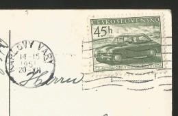 KARLOVY VARY Karlsbad Czech Republic 1955 - Tsjechië