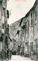 FRANCE - SISTERON - Grand'rue - Sisteron