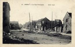 62 GRENAY La Rue Principale - France