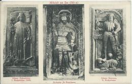 AK 0453  Millstatt - Grabsteine Von Johann Siebenhirter , St. Domitianus Und Johann Geymann Um 1912 - Millstatt
