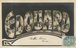 PRENOM EDOUARD  1905 - Prénoms