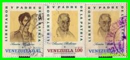 VENEZUELA  ( AMERICA ) 3 SELLOS AÑO 1970 - Venezuela