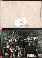 177644,Südafrika Southafrica Durban Neger Eingeborene Kopfschmuck Typen - Südafrika