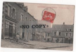 SAINT-BOMER-LES-FORGES - ( Orne ) - Un Coin De La Place - France