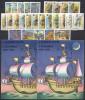 Somalia 1992 Annata Completa / Complete Year Set **/MNH VF - Somalia (1960-...)