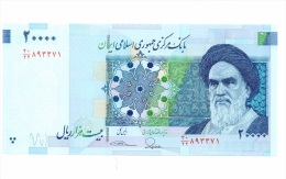 Iran 20 000 Rials 2014 NEUF - Iran