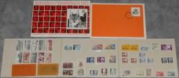 Sweden - Opened Year Set Stamps 1973 - Sweden