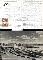 188802,Argentinien Mar Del Plata Aspecto Panoramico De Playas Y Casino Strand Parkpla - Argentinien