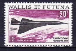 WALLIS ET FUTUNA POSTE AERIENNE 1969 YT N° PA 32 * - Poste Aérienne