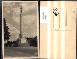 179098,Lettland Riga Latvija Brivibas Piemineklis Säule - Lettland