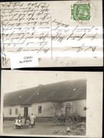 180822,Pilsen Foto Ak Mies Böhmen Gasthaus Personen Kinder Kutschen Anhänger - Ansichtskarten