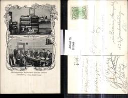 181064,Aussig Usti Nad Labem Decin Süd-Italienische Weinkellerei Giacomo Gregori Tets - Ansichtskarten