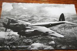 CPSM  Aviation Aéroplane Avion Royal Air Force RAF 4 Le MOSQUITO - 1939-1945: 2a Guerra