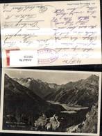 200320,Maloja Blick V. Maloja Kulm I. Bergell Casaccia Kt Graubünden - GR Grisons