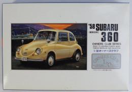 '58 Subaru 360 1/32 ( ARII ) - Cars