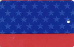 Claridge Casino - Atlantic City, NJ - Slot Card - No Text On Front  (BLANK) - Casino Cards