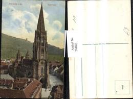 204861,Freiburg I. Breisgau Münster Kirche Dom - Kirchen U. Kathedralen