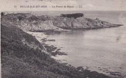 75 BELLE ILE EN MER                             La Pointe De Bigult - Belle Ile En Mer