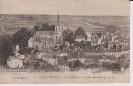 88=NEUFCHATEAU...Vue Générale Vers L'Eglise Saint-Nicolas - Neufchateau