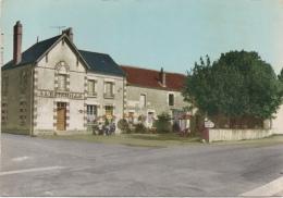 """18 CHER - BUE Café-restaurant """" à L'Esterille"""" - Other Municipalities"""