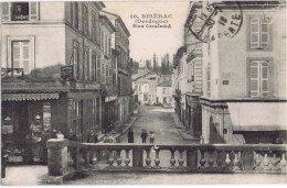 RIBERAC RUE COULAUD - Riberac