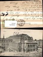 209385,Wien 1 Hofoperngebäude Staatsoper Oper - Wien