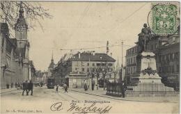 BERN - Bubenbergplatz - Phot. A. Wicky, Bern - BE Berne