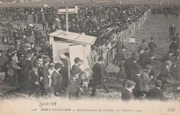 91 - JUVISY - Port Aviation - Envahissement Du Contrôle (10 Octobre 1909) - Juvisy-sur-Orge