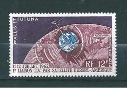 Wallis Et Futuna  PA De 1962   N°20  Neuf  Tres Petite Trace De Charnière - Poste Aérienne