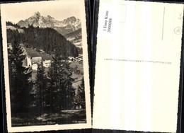 2000088,Filzmoos Teilansicht M. Bischofsmütze - Postcards