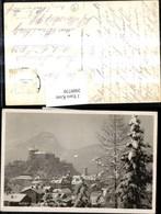 2000730,Kufstein Teilansicht V. Andreas Hofer-Denkmal Winterbild - Postcards