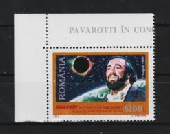 1999 - Pavaroti En Concert A Bucarest Mi No 5425 Et YV No  4552  MNH - Ungebraucht
