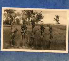 RUANDA - RETOUR DE LA FONTAINE - Ruanda-Urundi