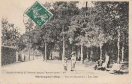 91 - MORSANG SUR ORGE - Parc De Beauséjour - Les Liers - Morsang Sur Orge