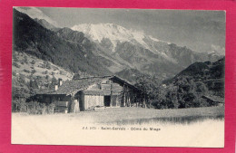 74 HAUTE-SAVOIE ST-GERVAIS, Dôme Du Miage, Précurseur, (Jullien, Genève) - Autres Communes