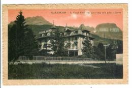 SALLANCHES - Le Grand Hôtel - Sallanches