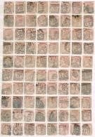 VR 68  RESTANT  UK  GESTEMPELD YVERT NR  68 ZIE SCAN - Collections (en Albums)