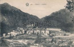CORTE - N° 360 - VUE GENERALE - Corte