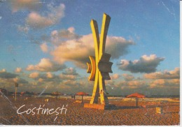 Costinesti Monument On The Beach - Used, Perfect Shape - Monuments