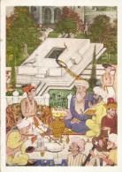 WIEN- SCHÖNBRUNN-MIR SEYID ALI-illustration Tirée De Khwaja Absucamad De Amir Hamzah -publicité Raupina - Azerbaïjan
