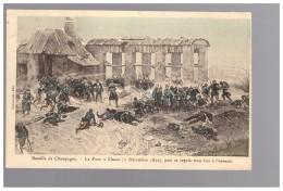 BATAILLE DE CHAMPIGNY Le Four à Chaux   Decembre 1870 - Champigny
