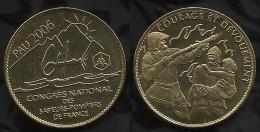 ARTHUS BERTRAND . COURAGE ET DEVOUEMENT . PAU 2006 . - 2006