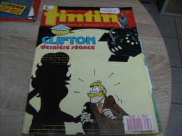 Mes Ref Tintin 1 : Le Journal De Tintin Année 1987 42ème Année Numero 47 Clifton - Tintin