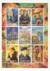 Niger  Minipliego USADO Nº 7 - Colecciones (en álbumes)