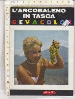 PO5808D# Brochure PUBBLICITA' PELLICOLE FOTOGRAFICHE GEVACOLOR - GEVAERT - Pellicole Cinematografiche: 35mm-16mm-9,5+8+S8mm