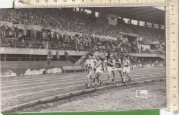 PO5828D# FOTOGRAFIA Anni '60 - OLIMPIADI ATLETICA - 10000 MARCIA  - PAVESE - Atletica