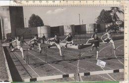 PO5830D# FOTOGRAFIA Anni '60 - ATLETICA - CAMPIONE PIEMONTESE 110 E 400 OSTACOLI - DUSIO - Atletica