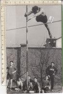 PO5831D# FOTOGRAFIA Anni '60 - ATLETICA - SALTO IN ALTO - CORDIE' - Atletica