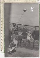 PO5833D# FOTOGRAFIA Anni '60 - ATLETICA LANCIA TORINO - LANCIO DEL MARTELLO - BASTINO - Atletica